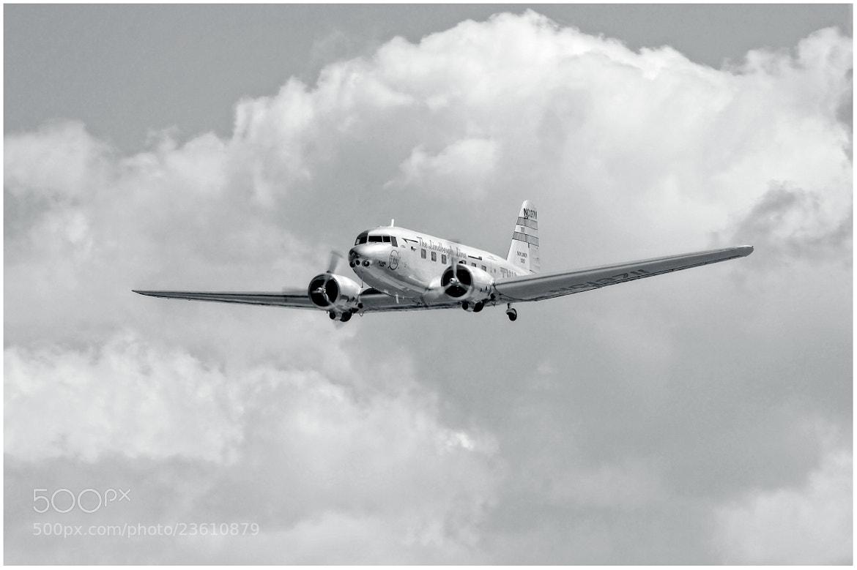 Photograph Douglas DC-2 by Darryn Morgan on 500px