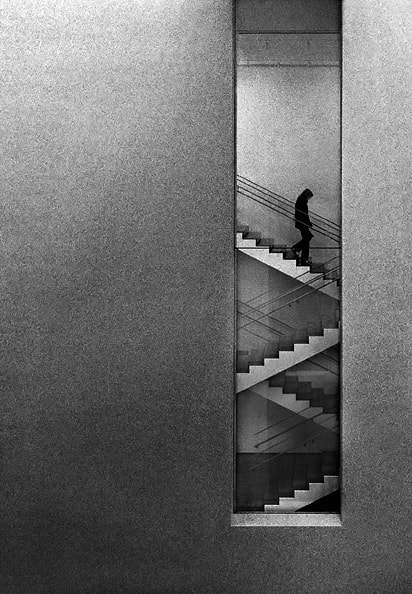 Photograph The Stairs by Tuna Önder on 500px