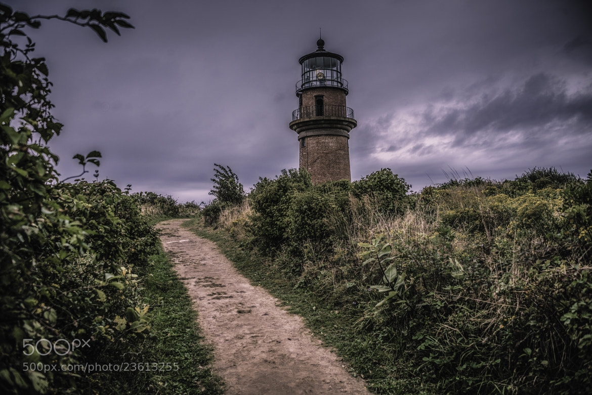 Photograph The Aquinnah Light by Todd Leckie on 500px