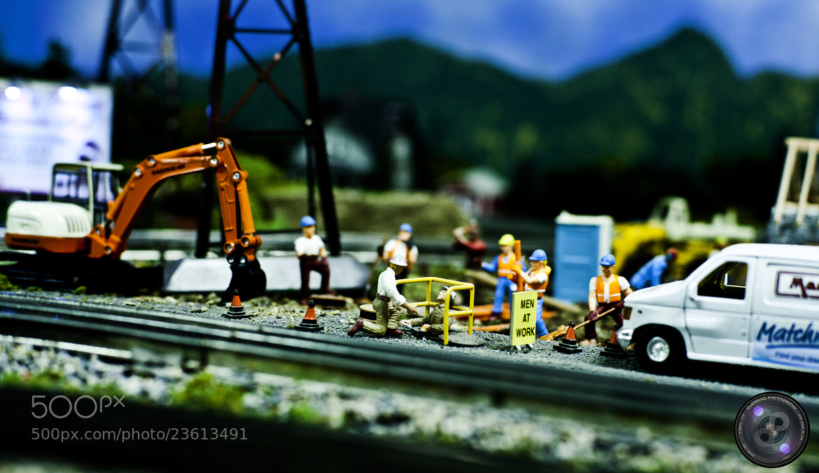 Photograph Men at Work by Duerring Photography on 500px