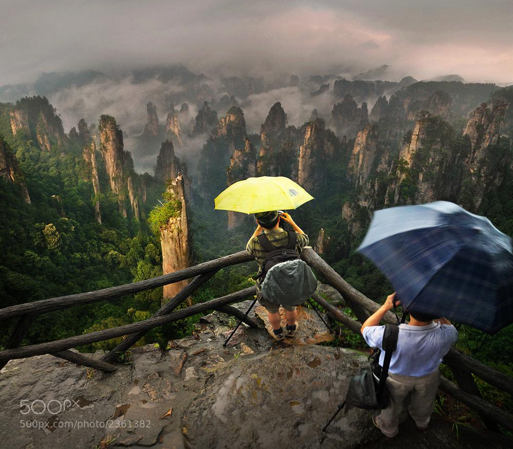 """Photograph Zhangjiajie, The """"Avatar"""" Episode II By"""