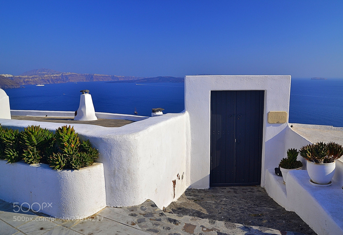 Photograph Door to Aegean by Zeynep Ugurdag on 500px