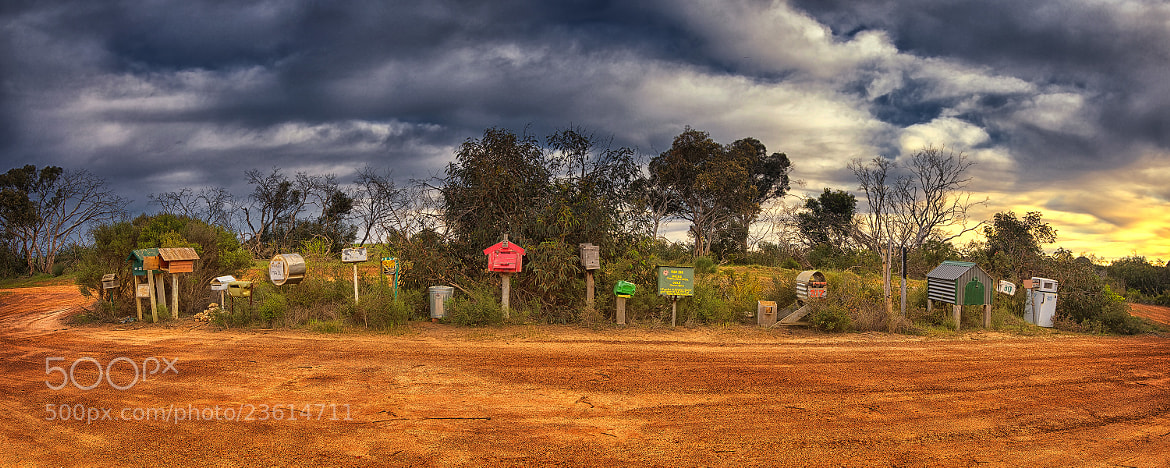 Photograph faraway mail by Jay Daley on 500px