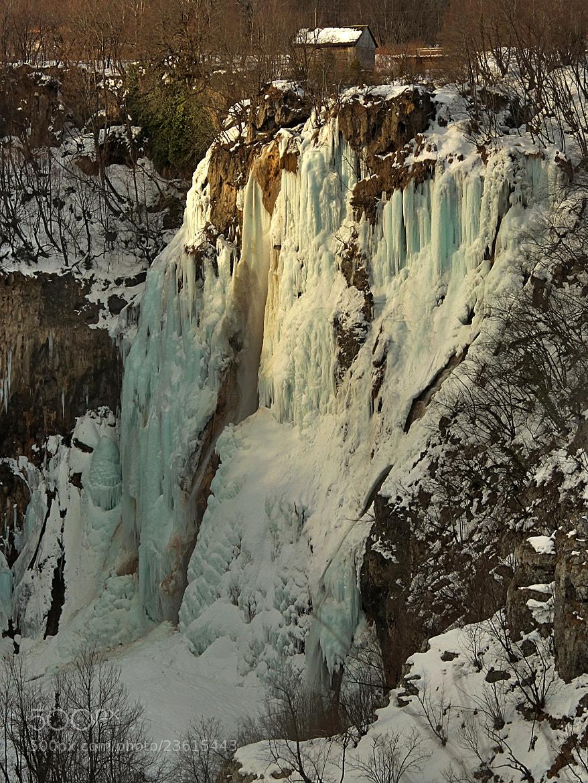 Photograph Plitvice by Blaz Crepinsek on 500px