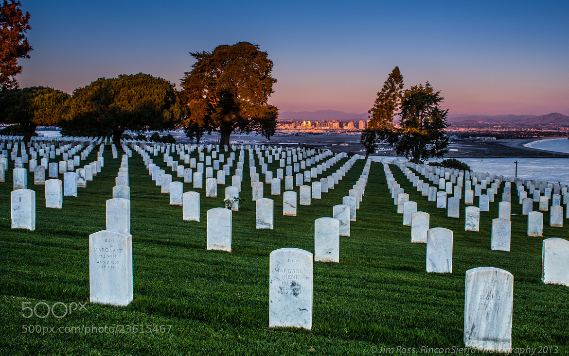 Photograph Final Resting Place Sunset  by Jim Ross on 500px