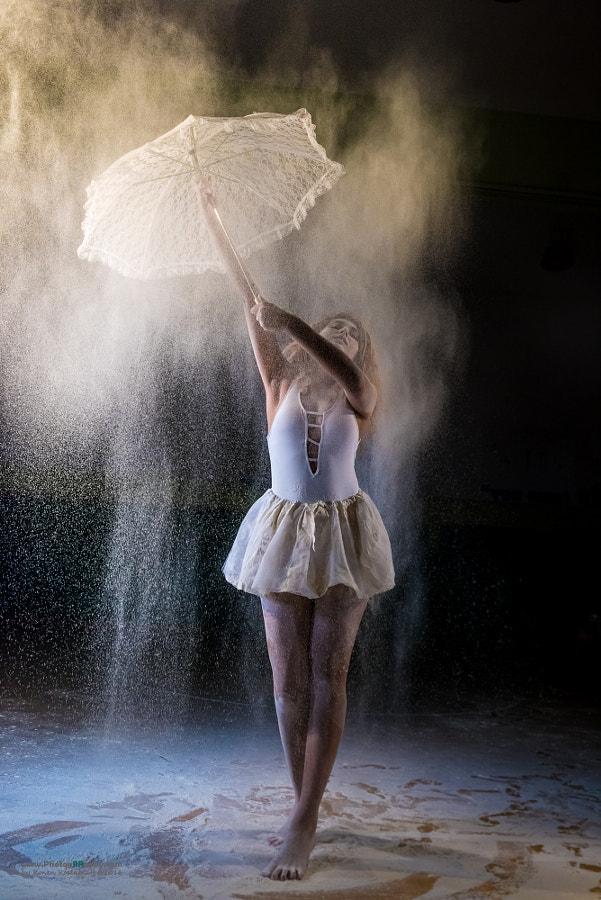 Rain of Dust