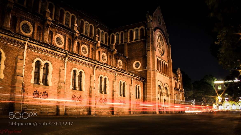 Photograph Church at night by Tuan Phan Huy on 500px