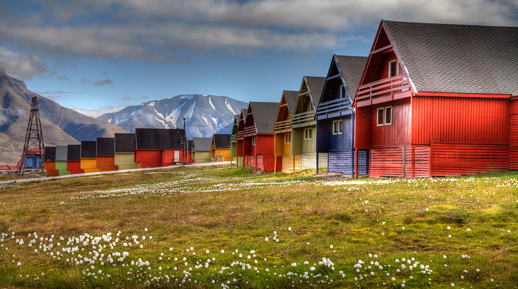 Photograph View of Svalbard by Michele Galante on 500px