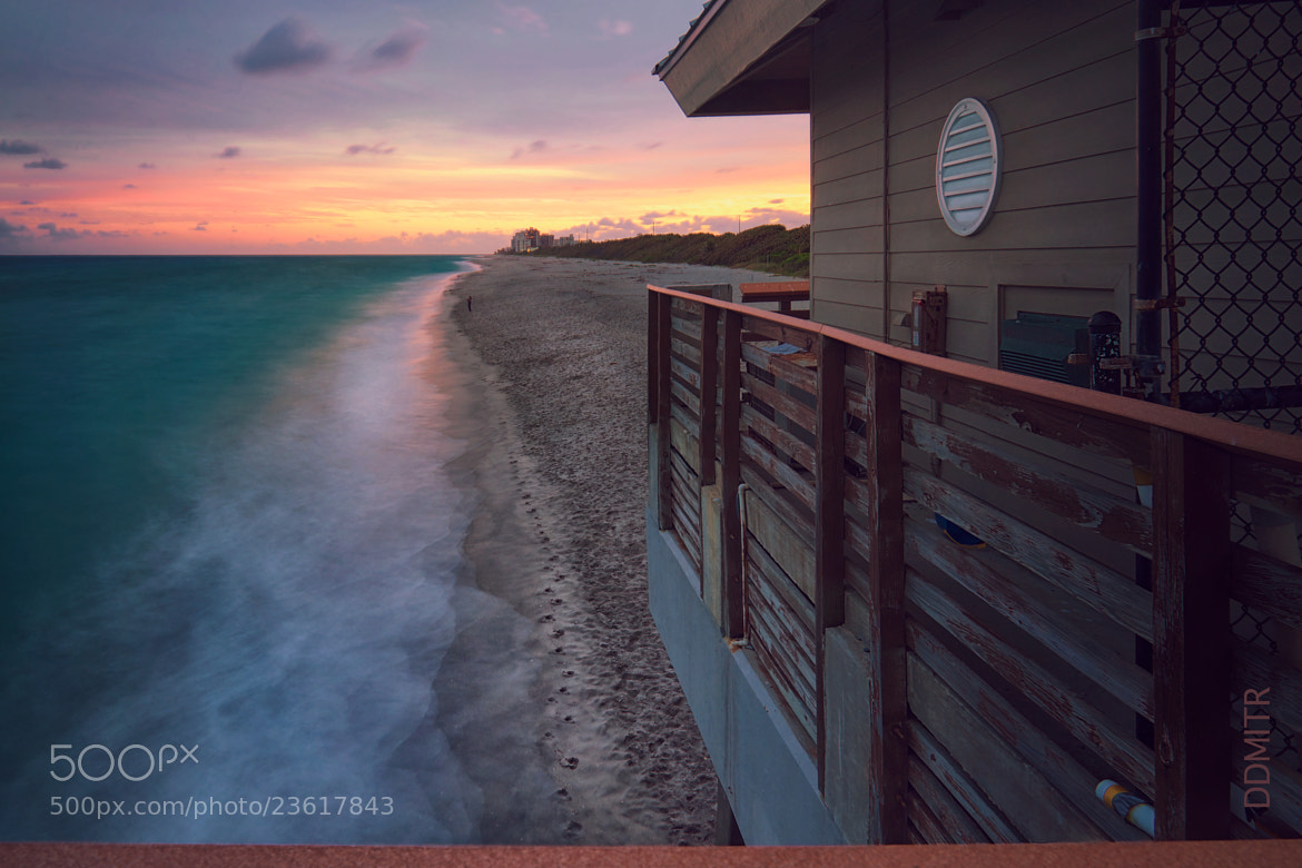 Photograph Juno Beach, Florida by DDMITR  on 500px