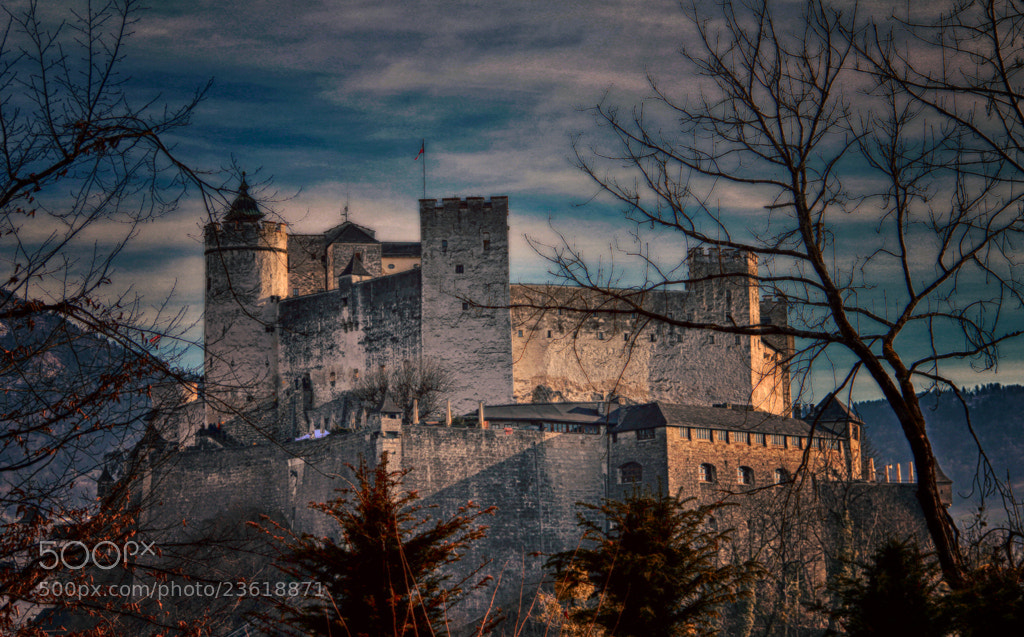 Photograph The castle by Sandra Graziani on 500px