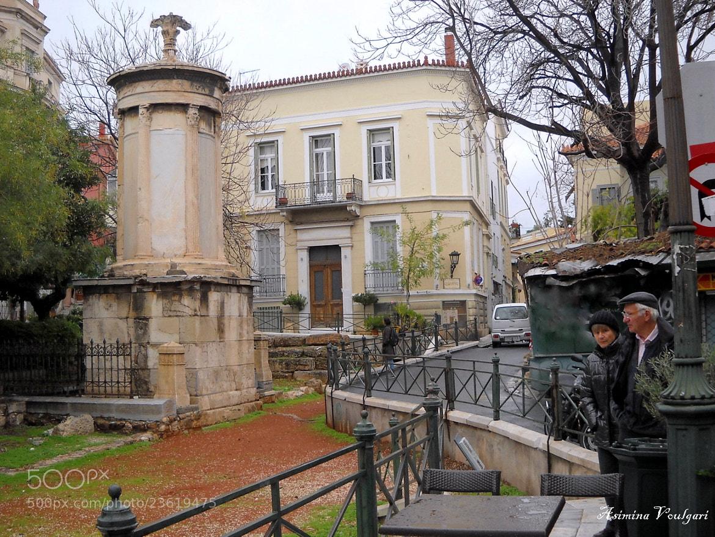 Photograph Plaka, Athens  by Asimina   Voulgari  on 500px
