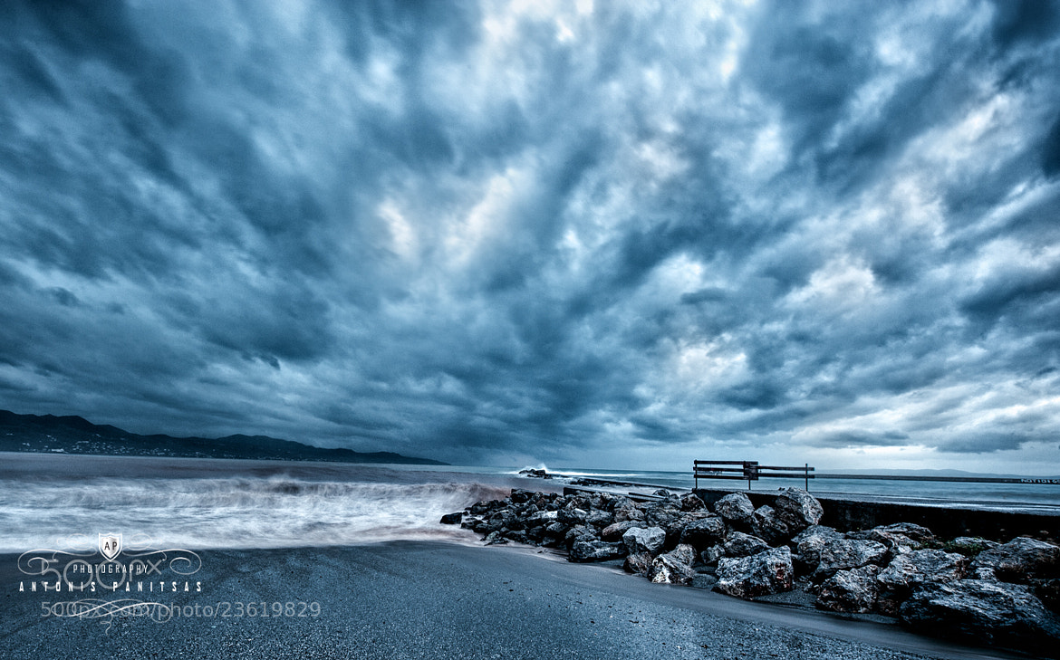 Photograph Storm by Antonis Panitsas on 500px