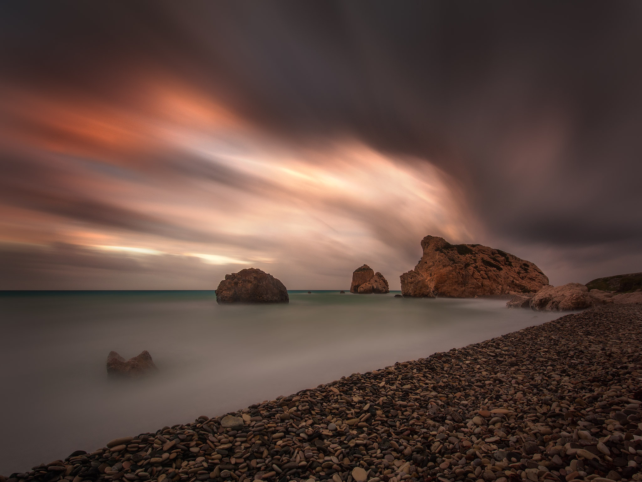 Photograph Aphrodite's Storm by Tomasz Huczek on 500px