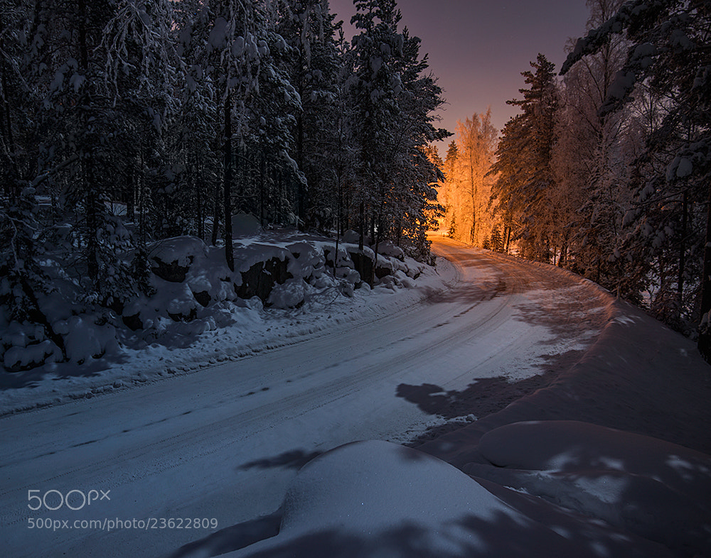 Photograph Follow the light by Mikko Lagerstedt on 500px