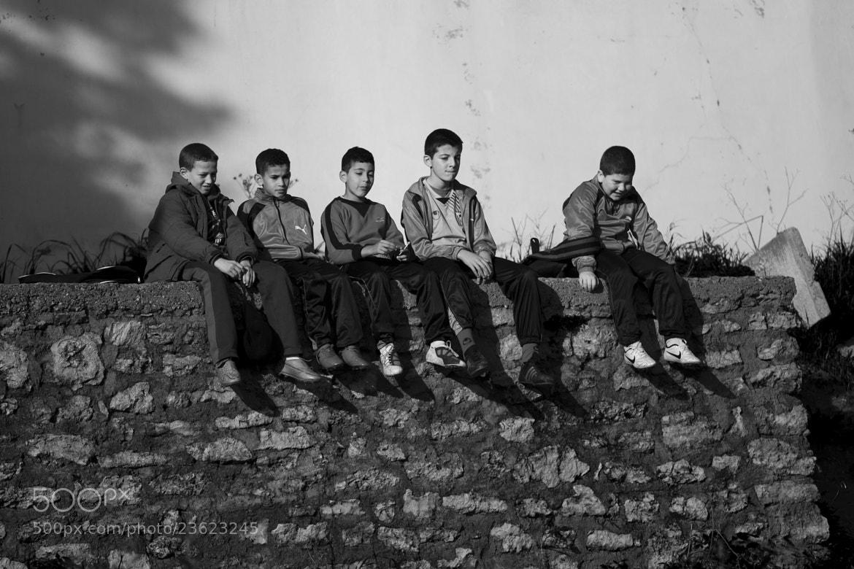 Photograph Foot ball team by Abdelhakim Abdelhakim on 500px