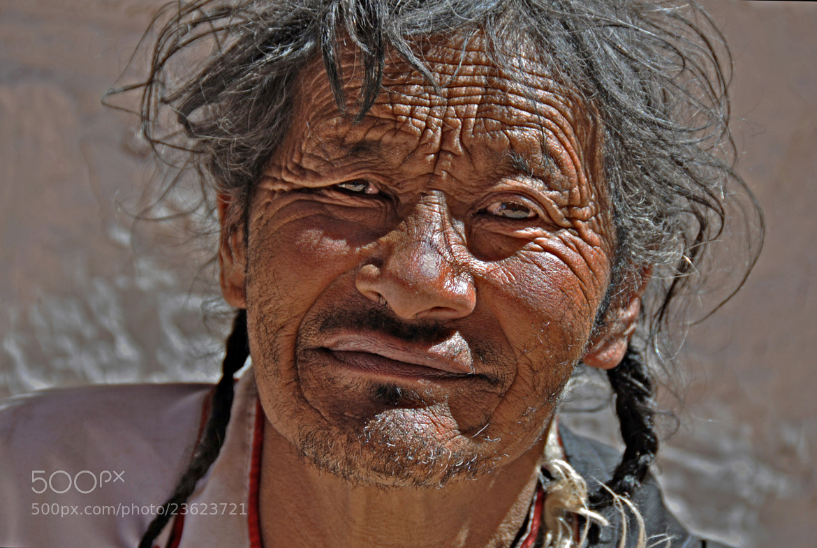 Photograph Tibetian Nomad by Csilla Zelko on 500px