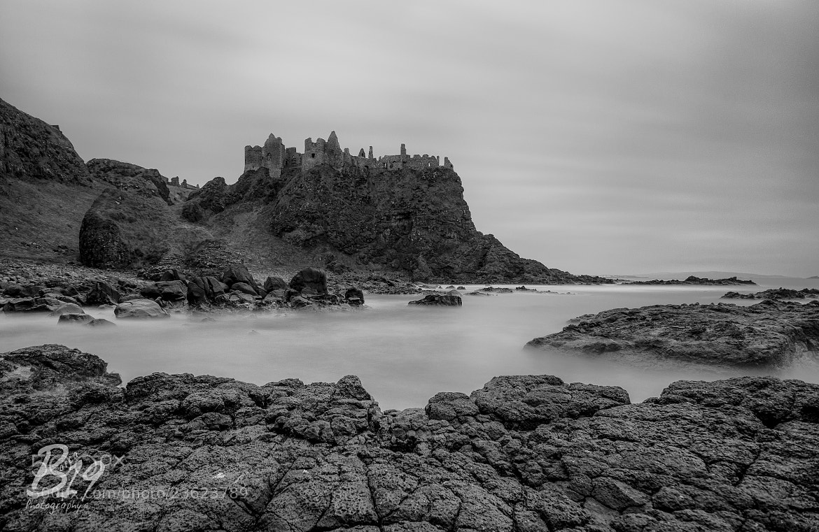 Photograph DUNLUCE CASTLE by Sam Smallwoods on 500px