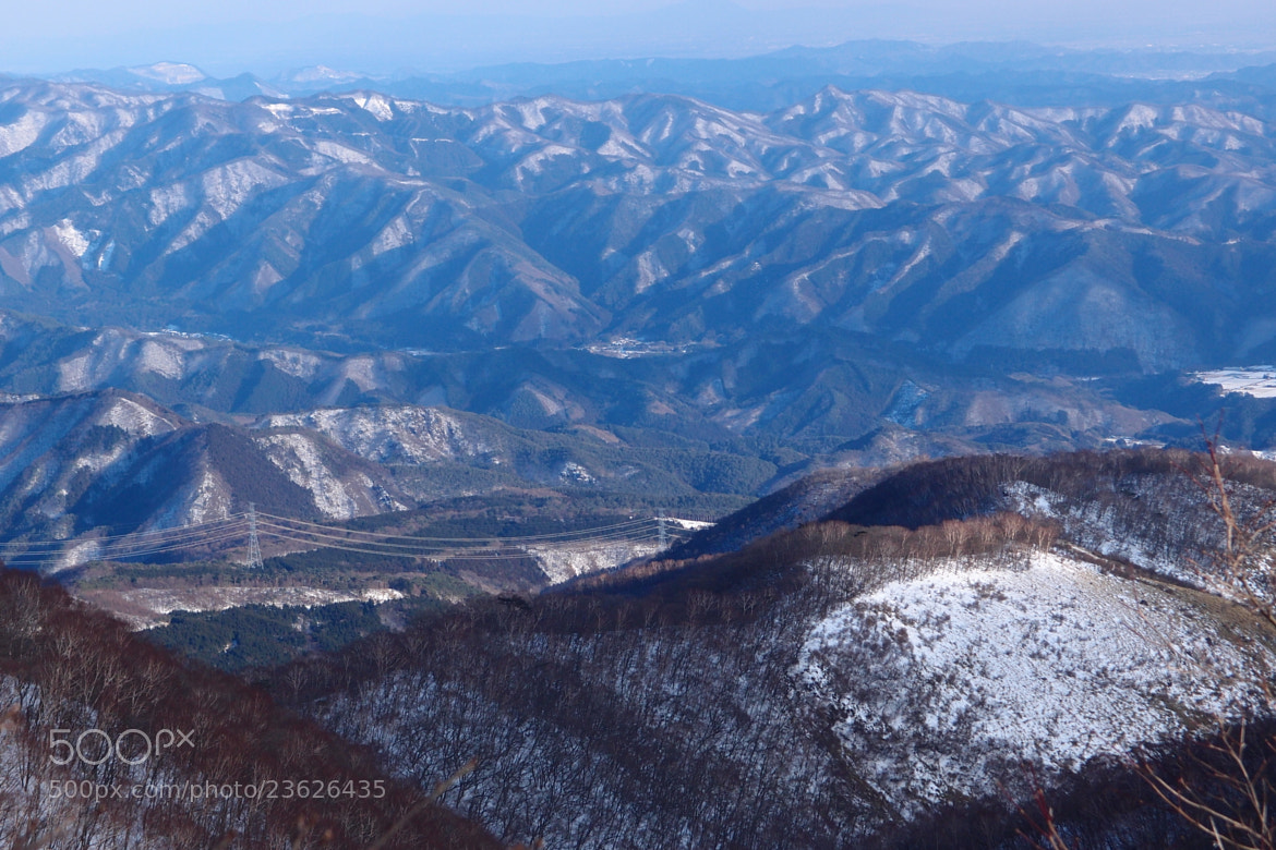 Photograph snow mountains in the country by Shingo .N on 500px
