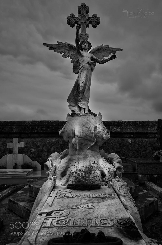 Photograph Cementerio de Comillas by Fran Villalba on 500px