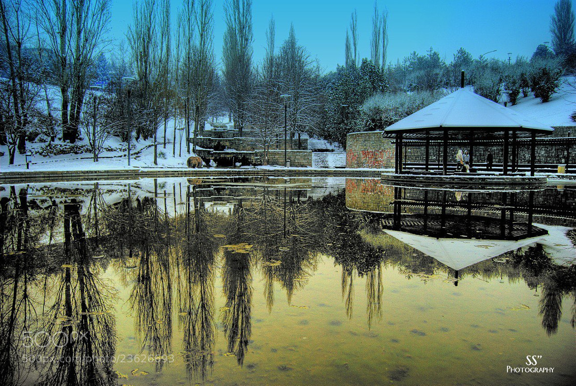 Photograph reflections by Serhan Silkin on 500px