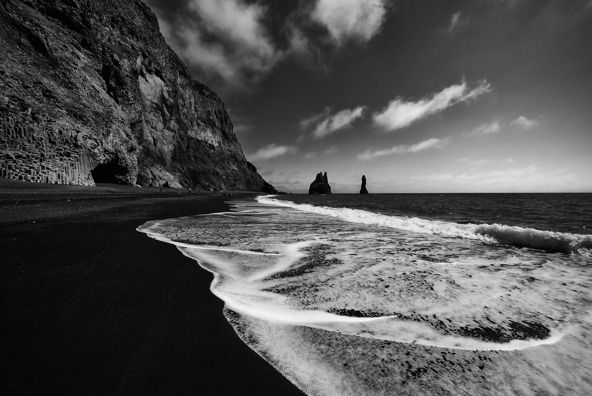Photograph Vik Iceland by .Vulture Labs on 500px