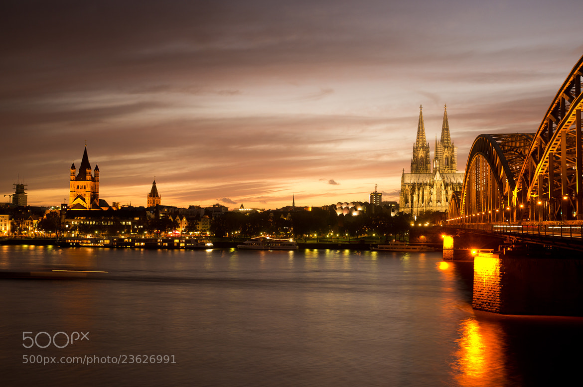 Photograph Cologne Cathedral (Der Kölner Dom) by Tinnakorn Pong on 500px