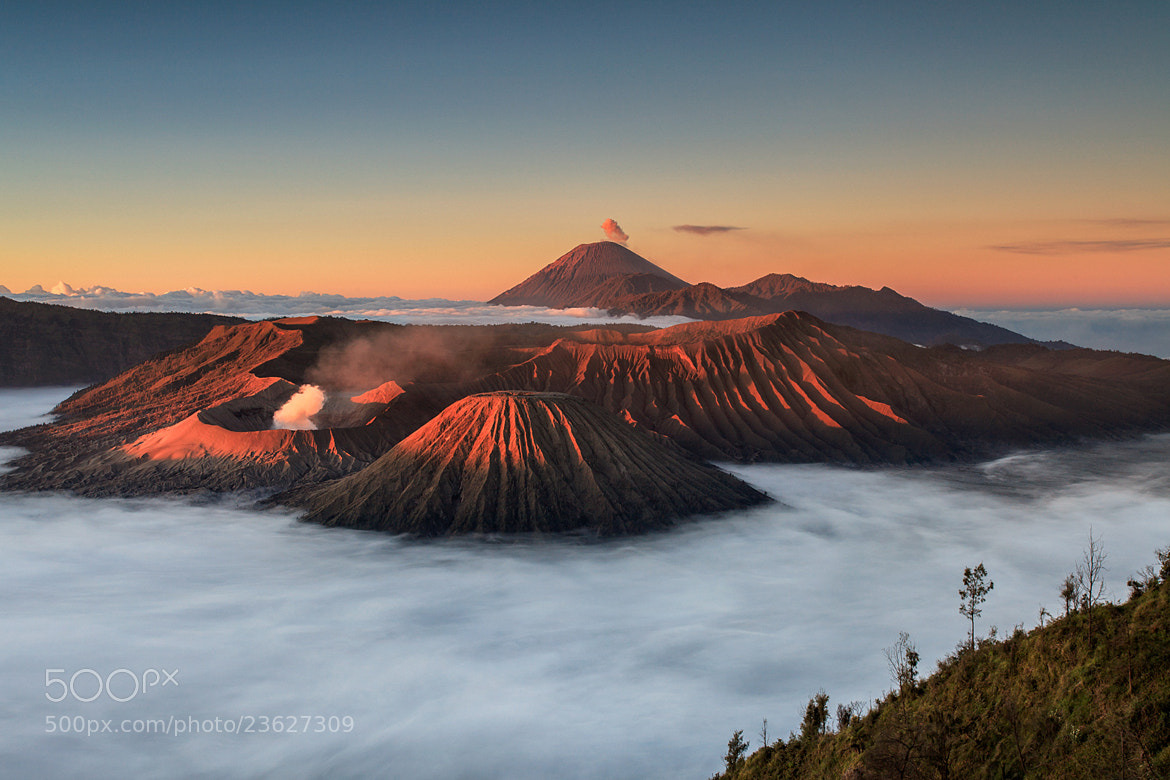 Photograph Mount Bromo by Helminadia Ranford on 500px
