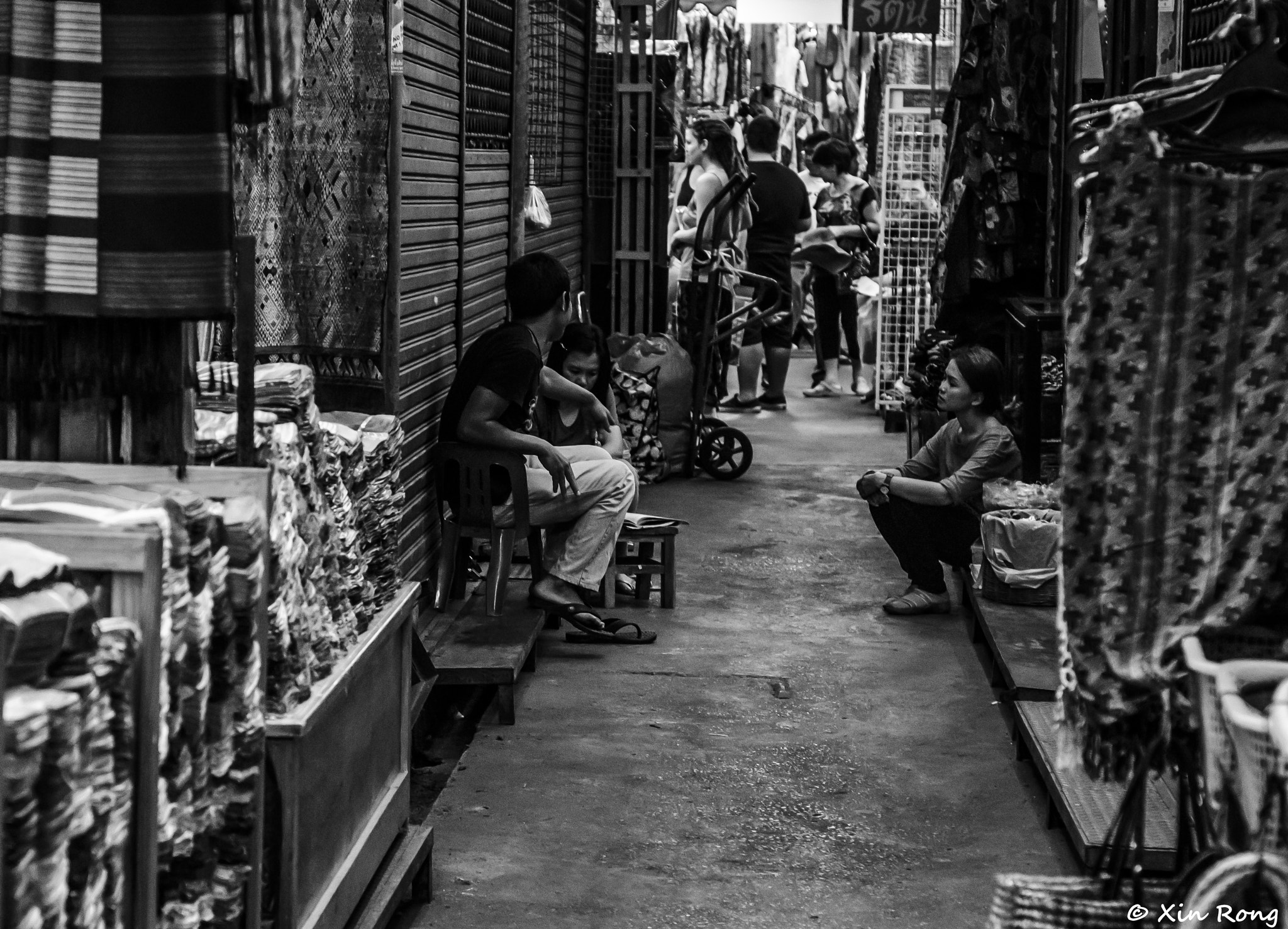 Photograph Along The Alley by Tan Xin Rong on 500px