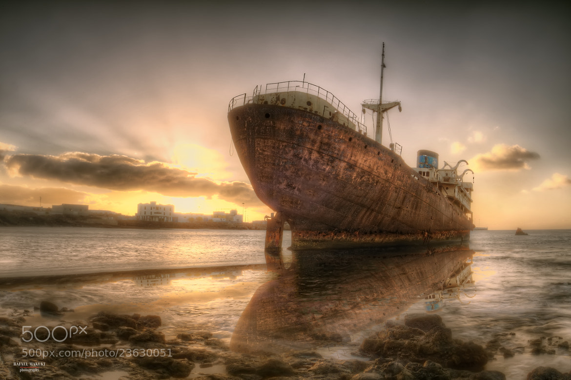 Photograph  Ghost ship by Rafael Makuki on 500px