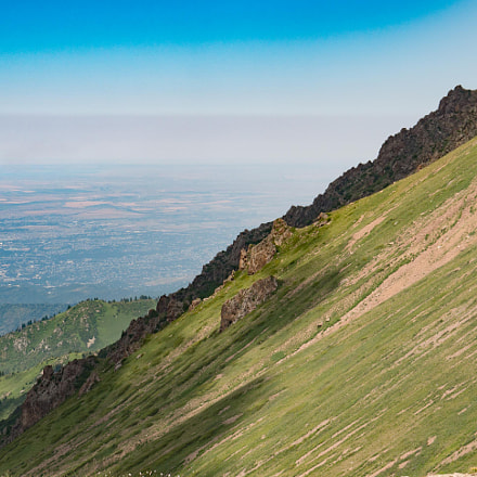 Tien-Shan Mountains, Kazachstan