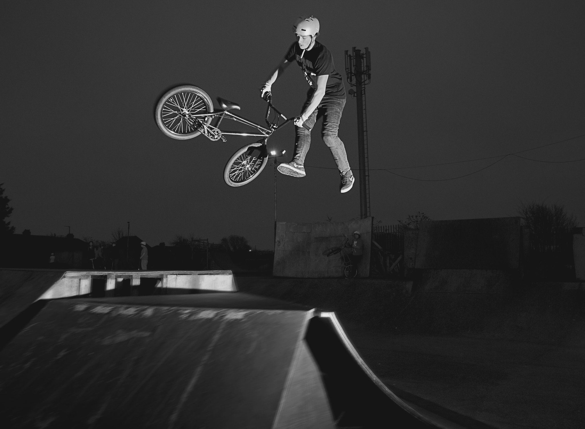 Photograph BMX  by Gareth Wilson on 500px