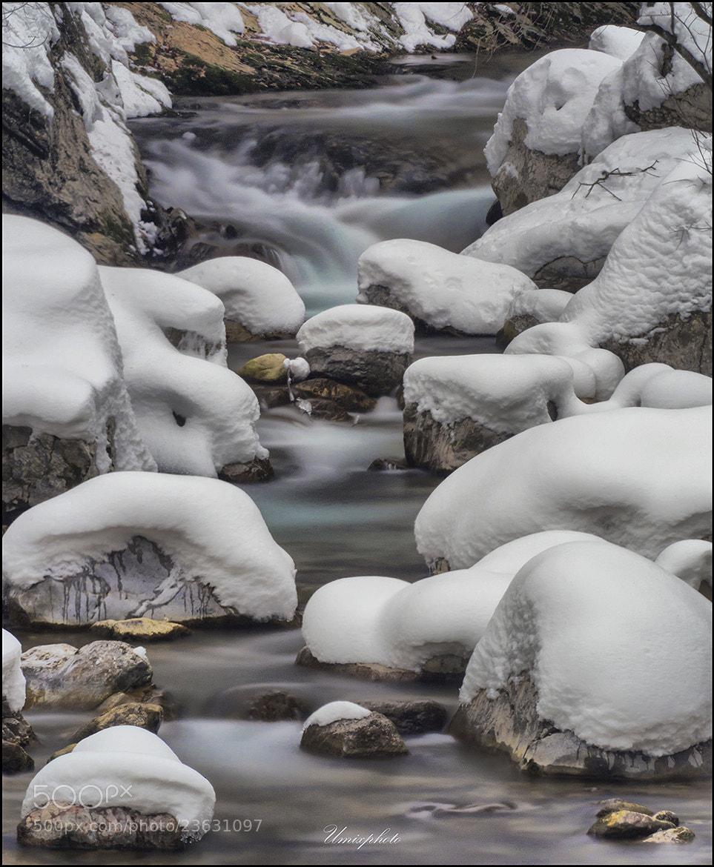 Photograph Winter On Trziska Bistrica by Jaro Miščevič on 500px