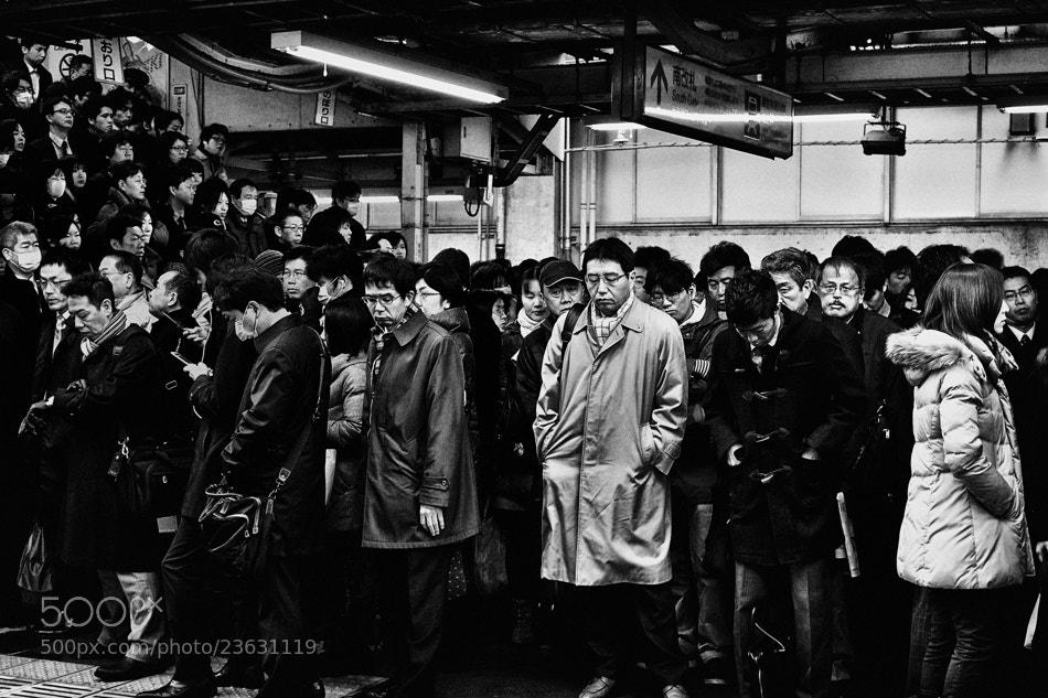 Photograph Rush Hour by Tatsuo Suzuki on 500px