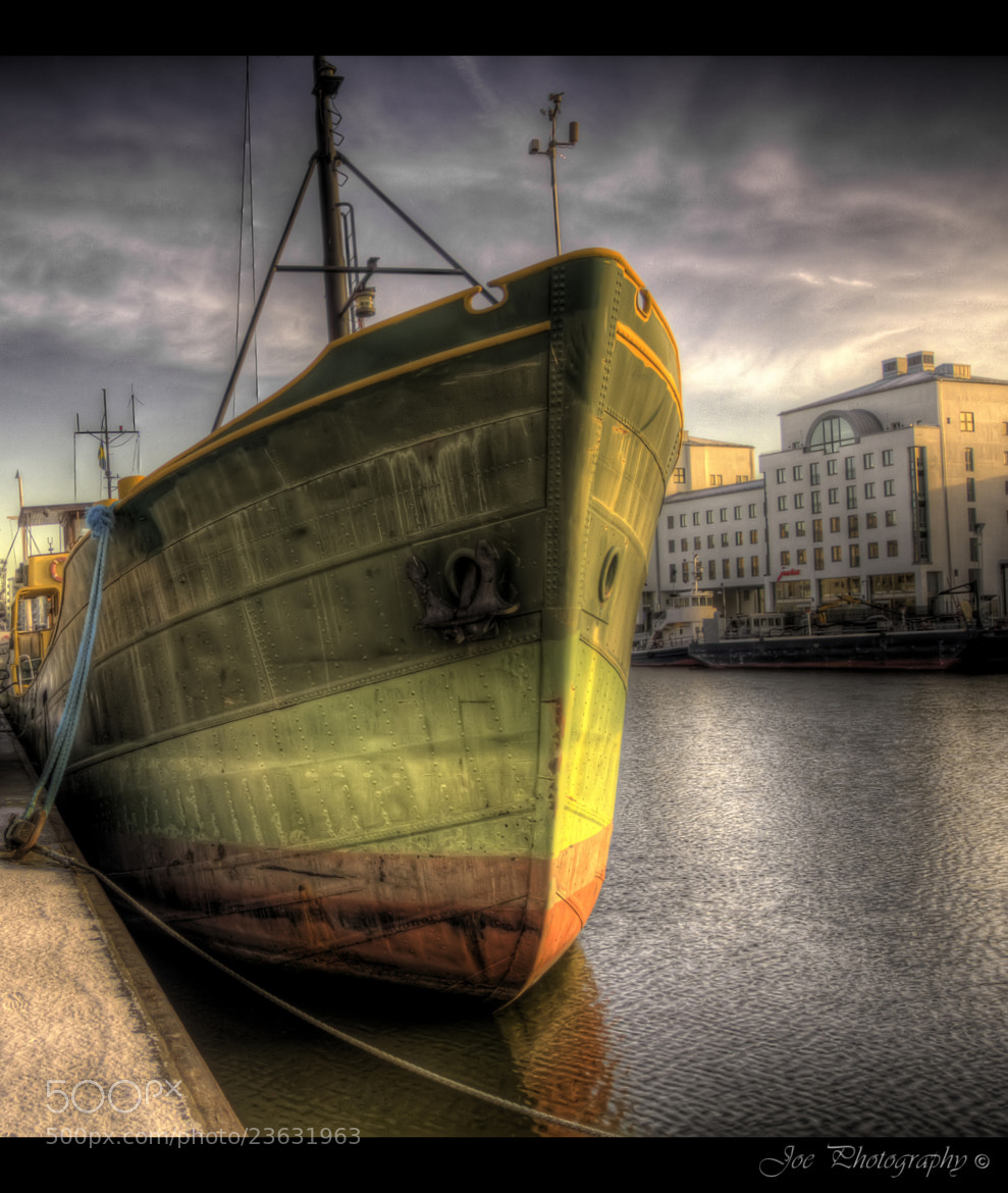 Photograph The Ship by Joe Sparr on 500px