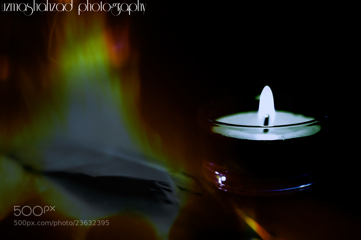 Photograph fire  by uzma shahzad on 500px