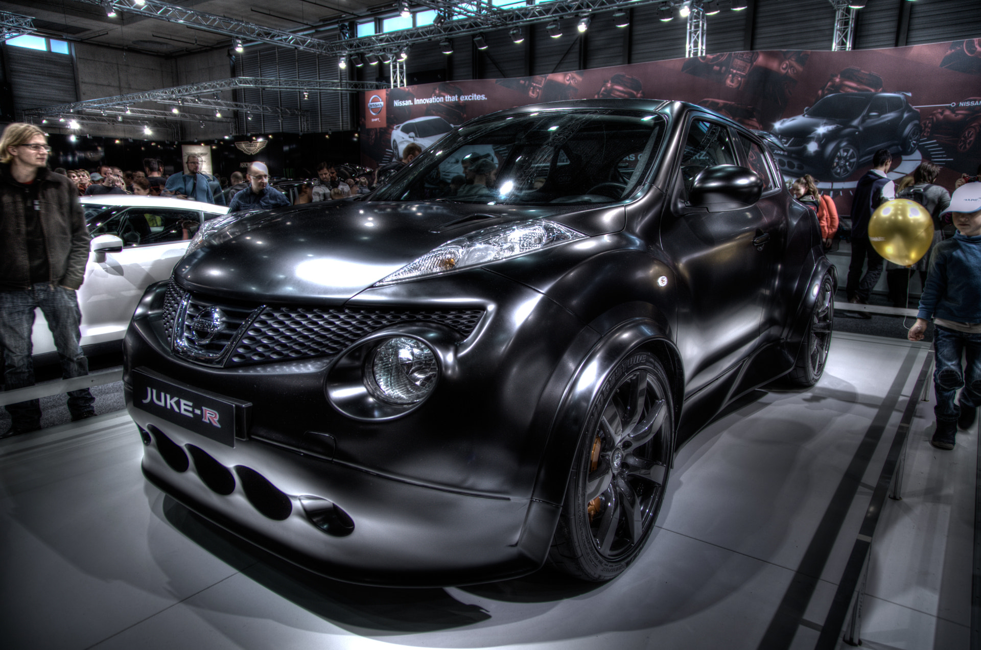 Photograph Nissan Juke-R Concept Car by Christopher Radlinger on 500px