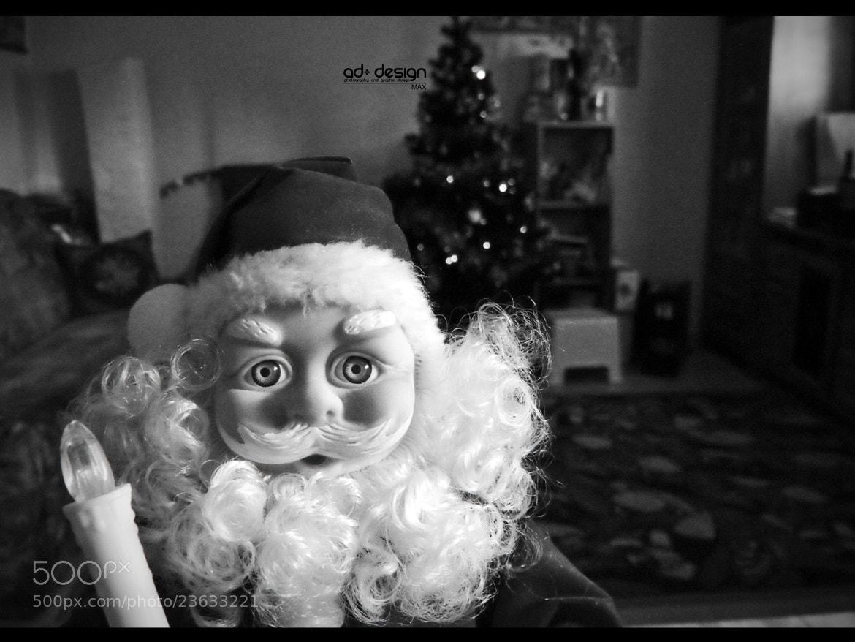 Photograph Suprised Santa by Max Shapira on 500px