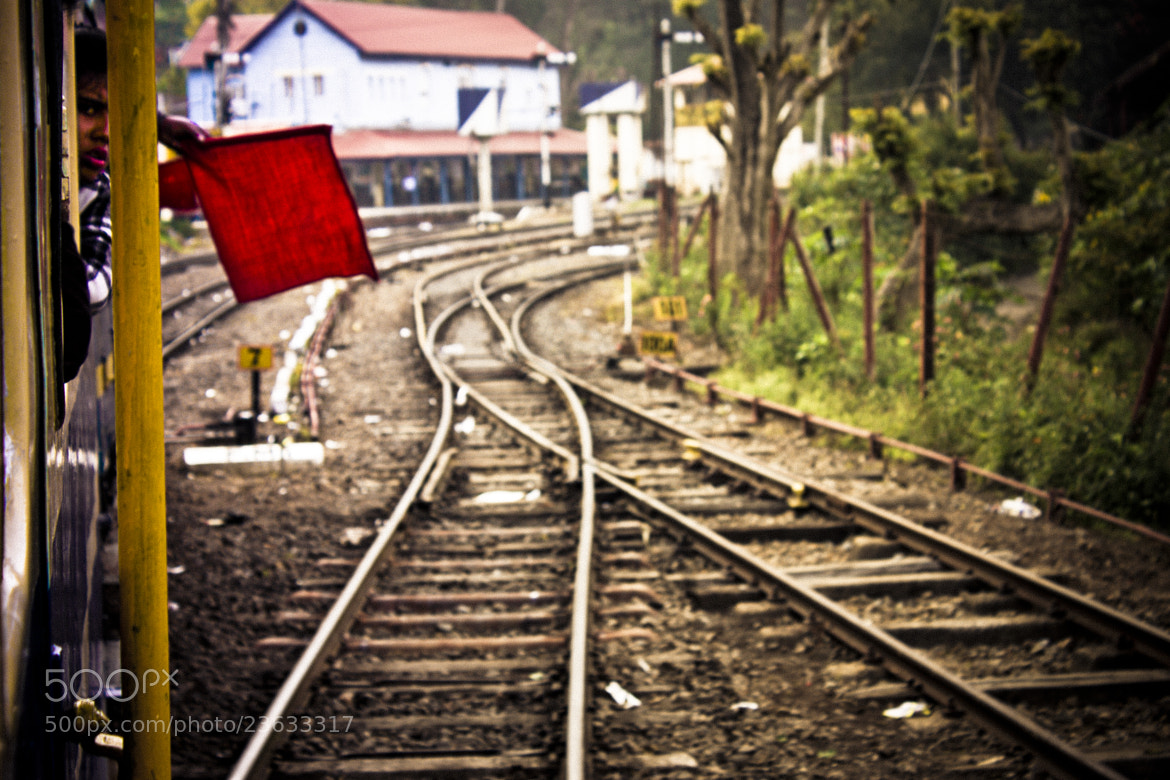 "Photograph ""Red Signal! Oh not again!"" by ARITRA SEN on 500px"