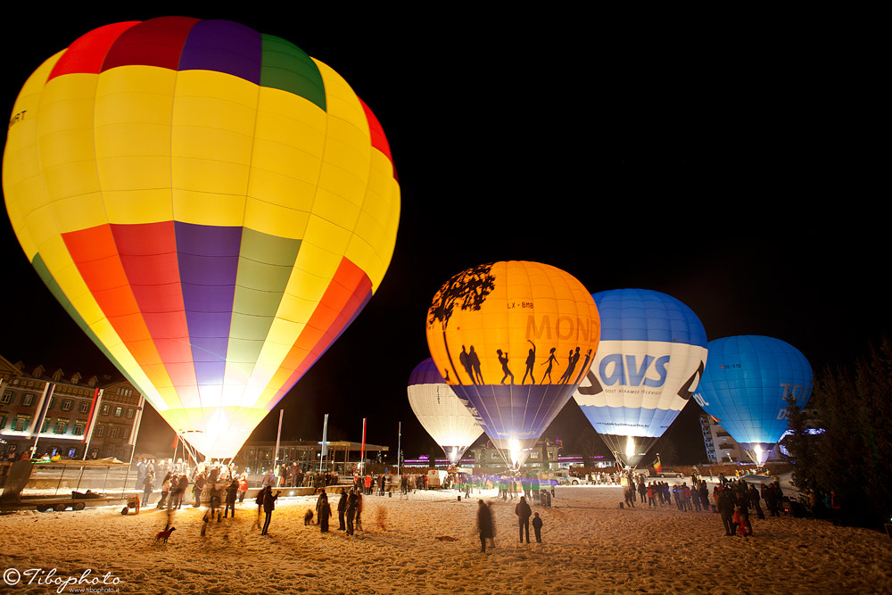 Photograph BALON FESTIVAL by Marco Tibolla on 500px