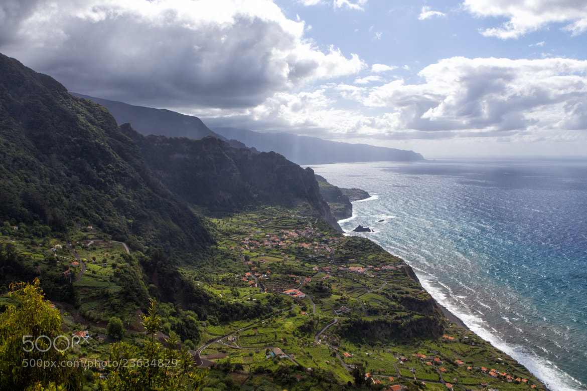 Photograph Madeira - north coast by Piotr Kanthak on 500px