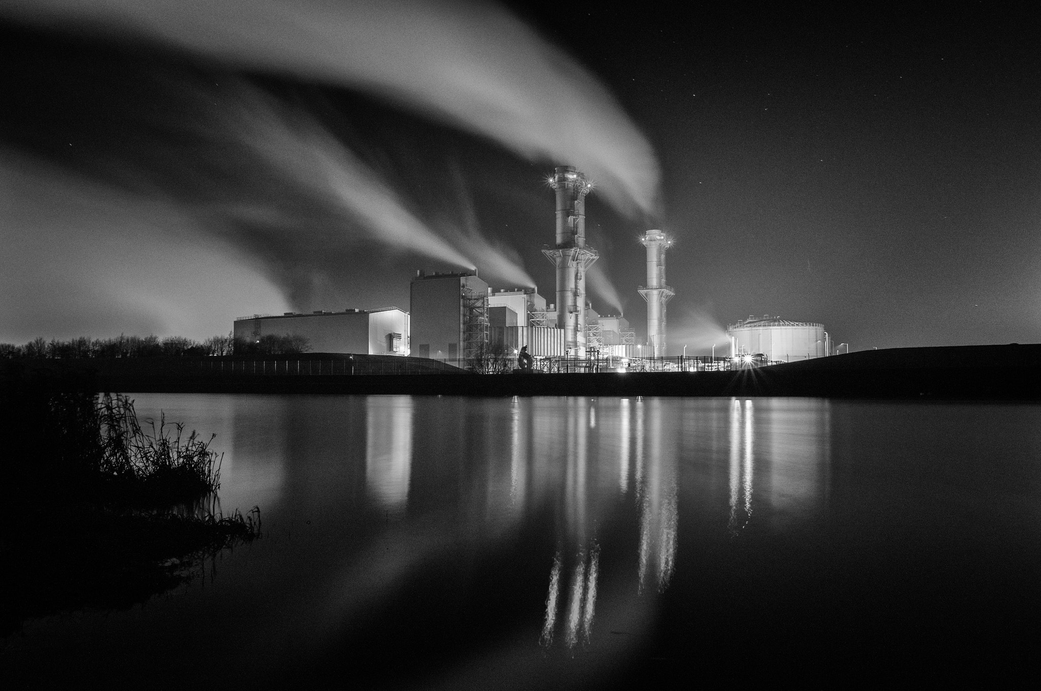 Photograph Staythorpe Power Station by Alex Clark on 500px
