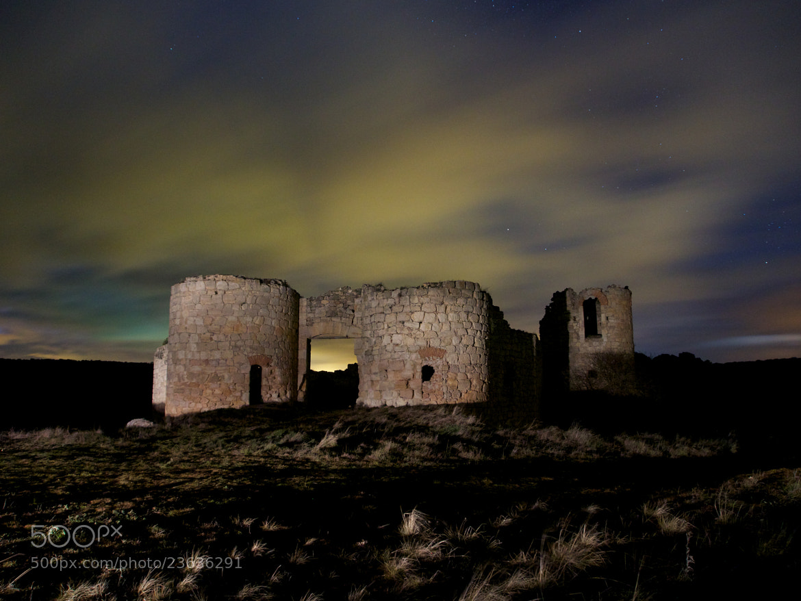 Photograph Ghost Castle by Carlos Fernandez de la Peña on 500px