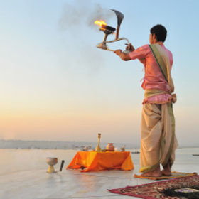 Morning Aarti... by Nimit Nigam (NimitNigam)) on 500px.com