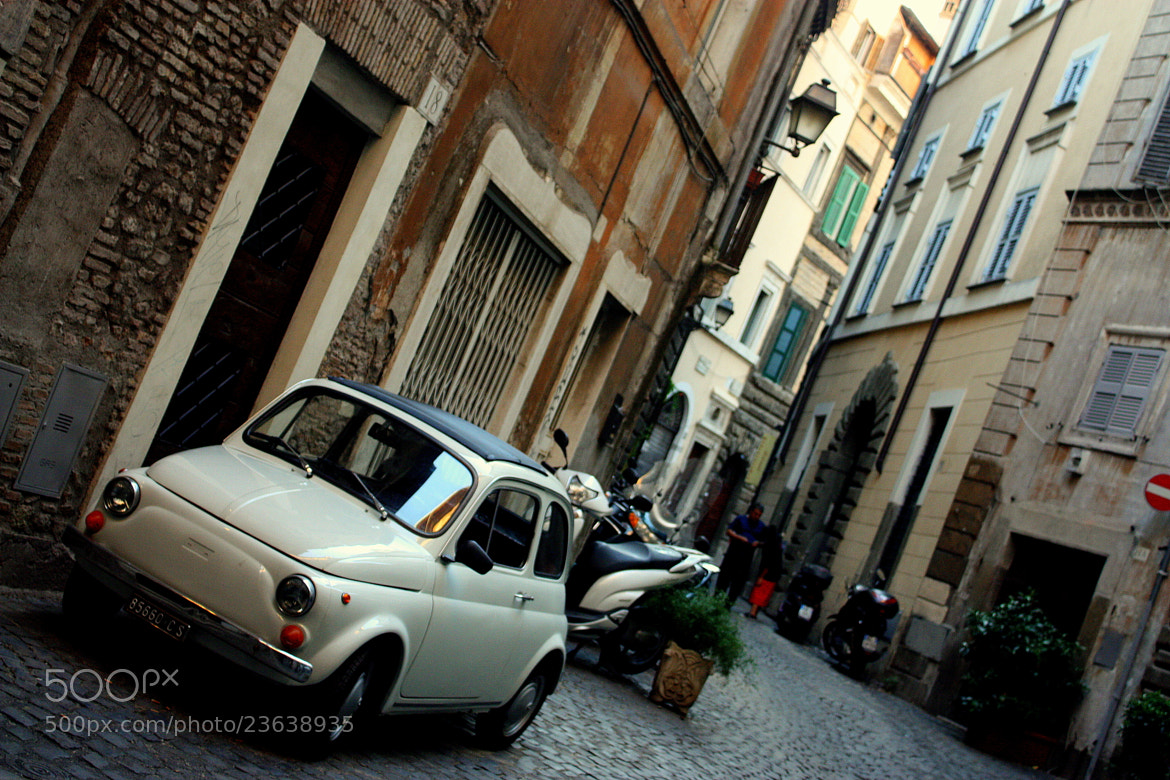 Photograph Fiat by Alexandra Paredes on 500px