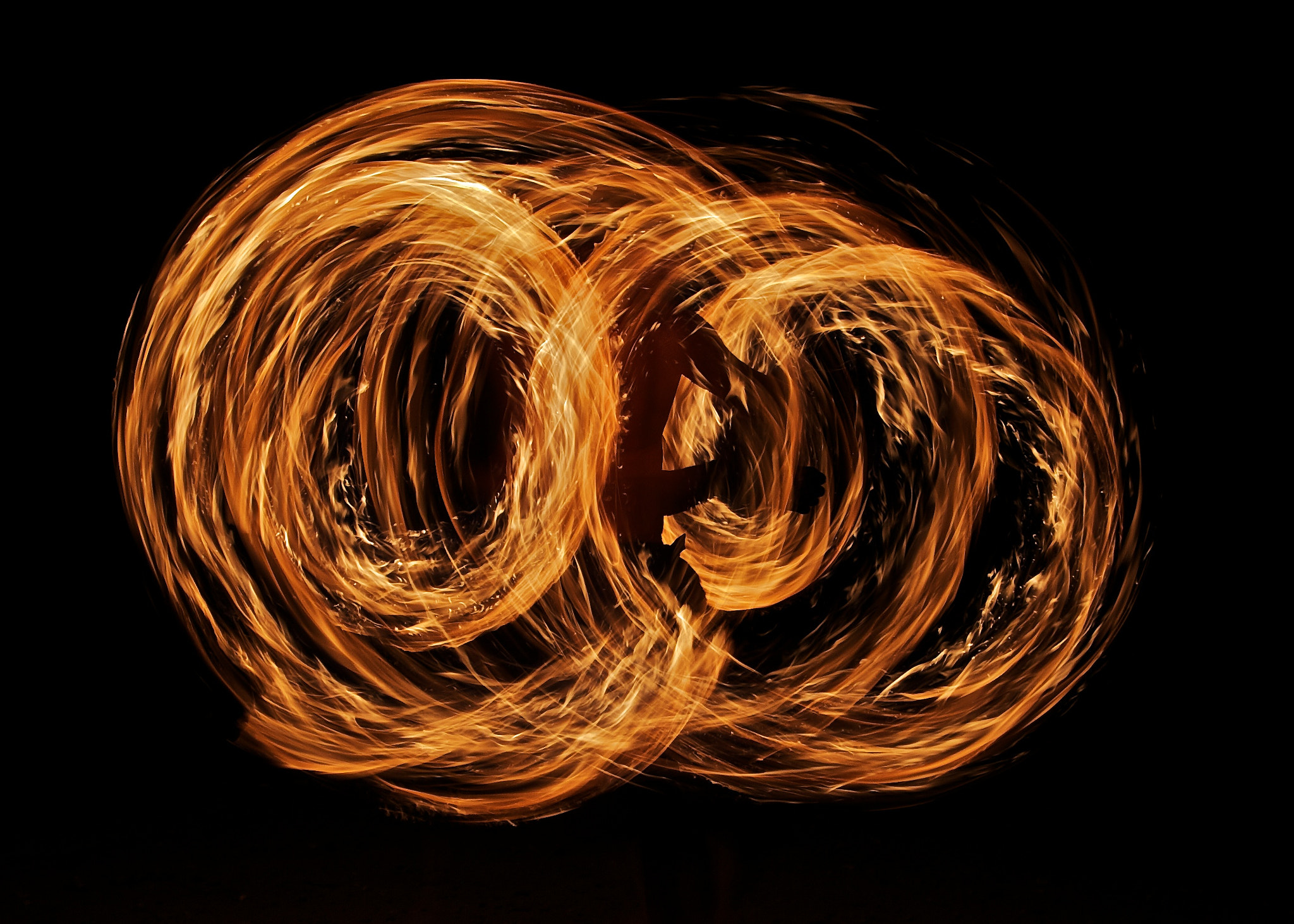Photograph Circle of Fire by Uli Poetsch on 500px