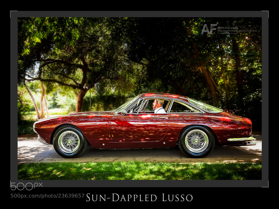 Photograph Sun-Dappled Lusso by Royce Rumsey on 500px