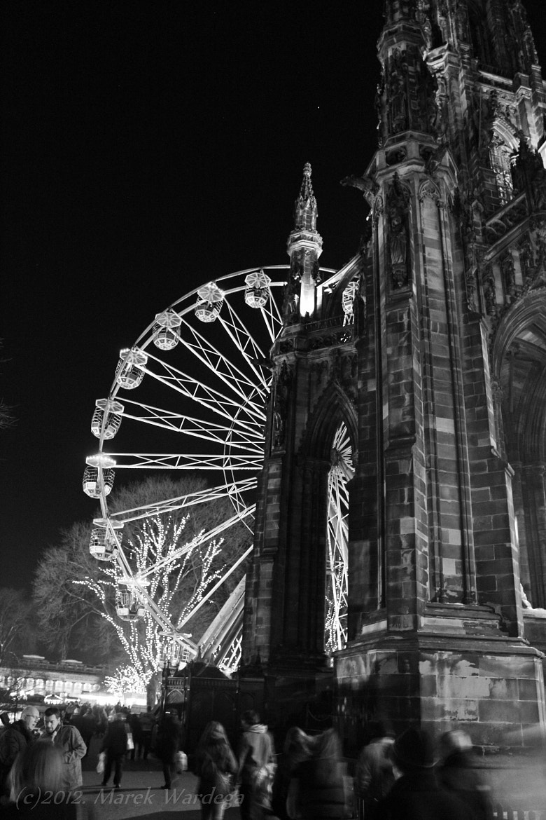 Photograph Sir Walter Scott Monument  by Marek Wardega on 500px