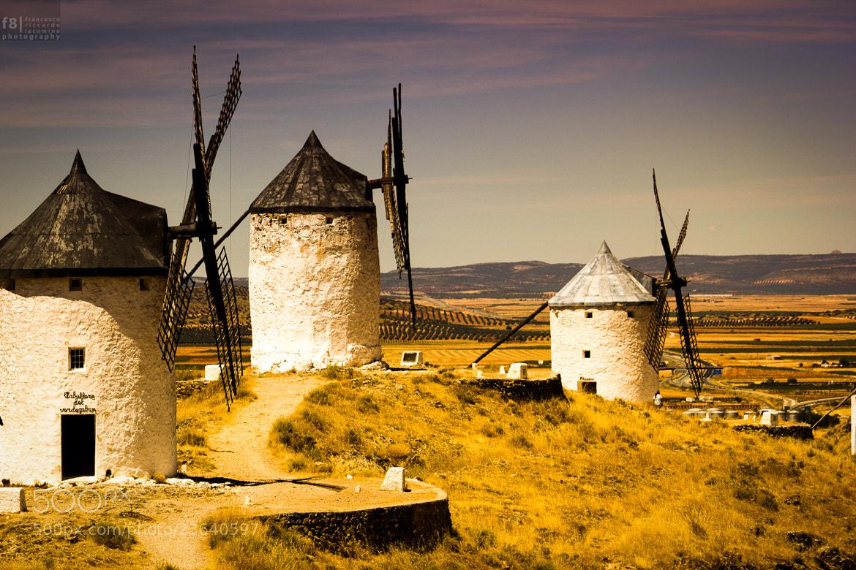 Photograph La Mancha by Francesco Riccardo Iacomino on 500px