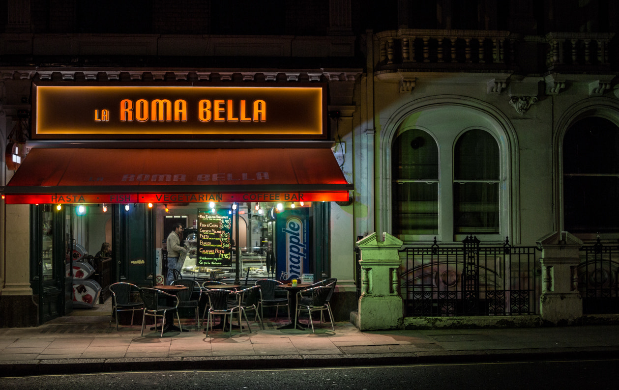 Photograph Roma in London by Victor Alexandre on 500px