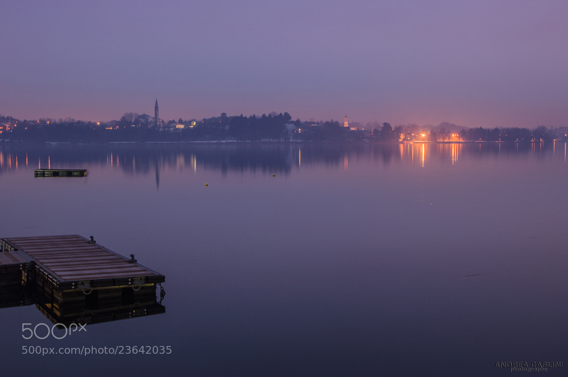 Photograph Violet calm by Andrea  Caslini on 500px